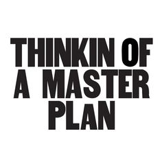 Arianna Orland's Thinkin of a Master Plan is perfect for those who dream big and pave their path.