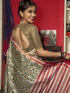 Saree by Ayush Kejriwal For purchases email me at ayushk@hotmail.co.uk or whats app me on 00447840384707.
