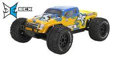 1/10 Ruckus 4WD モンスタートラック BL, AVC