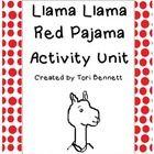 1000 images about llama llama red pajamas on pinterest for Llama llama holiday drama coloring pages