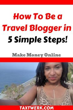 Create a Travel Blog: How To Be a Travel Blogger in 5 Simple Steps. These are the two ingredients essential for you to be successful and create a travel blog that lasts the test of time and earns you a living. Read more.   #makemoneyonline #howtostartablog #travelvlog #traveblog #moneymakingideas #sidehustle #personalfinance #makemoneyfromhome #makemoneyonline #sidehustle #stayathomemom