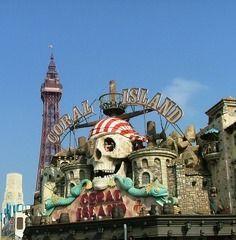 Blackpool, Lancashire, UK - Google Maps