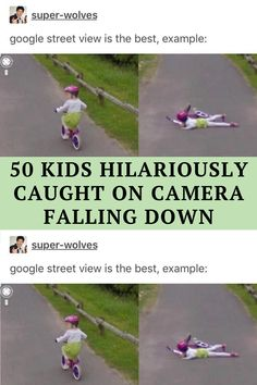 When kids are learning to walk and crawl, they aren't very good at it at first. They do a lot of tumbling and falling. And they just get up and keep doing it over and over again until they get it right. Here are 50 kids hilariously caught on camera falling down: #fail #funny #kids #life
