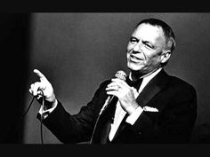 Frank Sinatra - If You Go Away- One of my Favorite songs that he sings. It was not that popular, but I really love it. In fact, I don't know anyone who sings this.