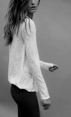 Lily Aldridge | Velvet Tees
