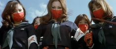 Is there an all female gang in Undertown. The Sukeban Gang Of Female Thugs In Japan Gives 'Girl Power' New Meaning