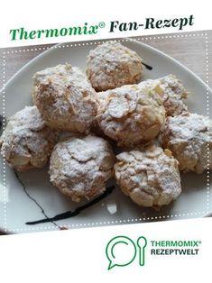15 Min Plätzchen- Marzipanwölkchen von finchen82. Ein Thermomix ® Rezept aus der Kategorie Backen süß auf www.rezeptwelt.de, der Thermomix ® Community.