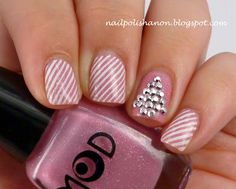 Nail Polish Anon: A Pink Christmas
