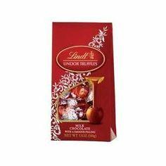 Lindt Lindor Truffles Chocolate Truffles