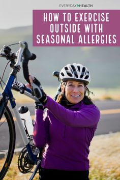 Don't get stuck inside when #allergies hit.
