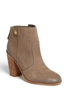 Tory Burch 'Leena' Bootie | Nordstrom I know they're short and i would have to find the right dress to go with them but I want so bad!