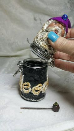 Glass stash Jar. Airtight glass jar. Marijuana jar. Weed jar. stash jar. Black jar. Pipe case.Trinket jar. My weed jar. Glass marijuana jar.