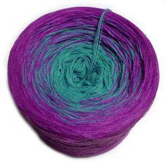 Woolpedia Colors Meerjungfrau Limited Edition