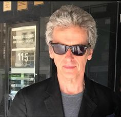 Out and about in Melbourne. 12th Doctor, Twelfth Doctor, Doctor Who, Peter Capaldi, Dalek, Daredevil, Dream Guy, Dr Who, The Girl Who