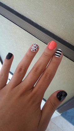 Gellux Nails, Shellac Nail Art, Cute Gel Nails, Hair Skin Nails, Best Acrylic Nails, Pretty Nails, Western Nails, Creative Nail Designs, Color Street Nails