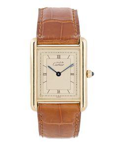 """Cartier Women's """"Vermeil"""" Watch"""