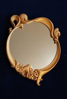 Dreamtime mirror frame