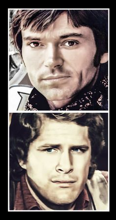 Universal Studios, through the hit Alias Smith & Jones, contrived the two actors to have similar dispositions. Quite the opposite was the case. What Is A Lie, Alias Smith And Jones, Acting Lessons, Robert Fuller, Tv Westerns, Favorite Tv Shows, Favorite Things, Old Tv, Classic Tv