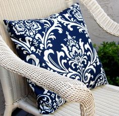 Indoor/Outdoor Pillow Cushion Covers