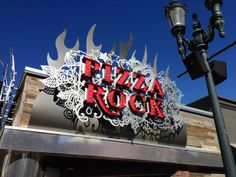 Pizza Rock, 201 North Third Street, Downtown Las Vegas, NV 89101  (702) 385-0838  First night dinner. Yummy!