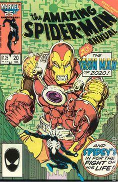 Amazing Spider-Man (1963 1st Series) Annual 20