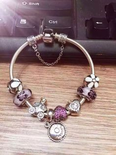 239 pandora charm bracelet hot sale - Pandora Bracelet Design Ideas