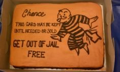 get out of jail cake