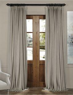 Luxury Half Window Curtains Images