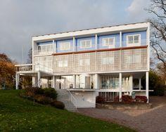 NO, Oslo, Villa Stenersen. Architect Arne Korsmo,1939.