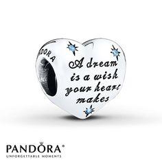 PANDORA Charm Disney, Cinderella's Dream/St. Silver