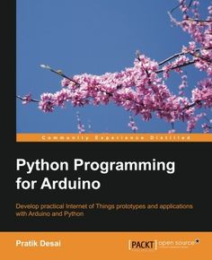 Python Programming for Arduino - Free eBooks Download