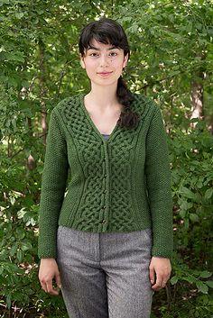 Ravelry: Cliona pattern by Caroline Levander