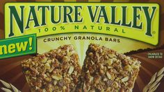 "Delicious! Glyphosate, a key chemical active in several commercial and agricultural herbicides, has been found in General Mills' ""natural"" granola bars."