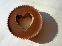 reeses heart :)