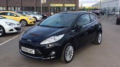 2009 (59) Ford Fiesta 1.4 Titanium Auto [CRUISE CONTROL] [AUX INPUT] For Sale In Hessle, East Yorkshire