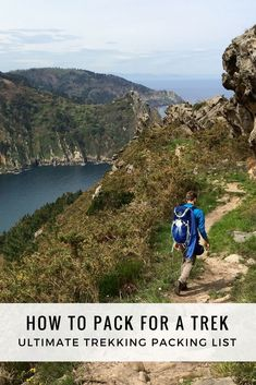 How and what to pack for a multi-day trek or hike. Covers every bit of trekking gear, from clothes to bags to medicines needed.| Uncornered Market