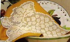 crochet em revista: Cacho de uvas