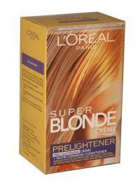 £4.99 - Loreal Paris Perfect Blonde Creme Prelightener  Pre-Lightening Creme and nutri-ceramide conditioner.