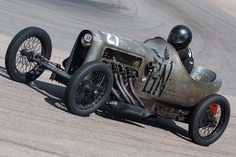 The GN/JAP Grand Prix Looks like a post-apocolyptic car
