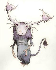 Artists - Brian Froud. Goblins
