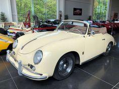 1959 Porsche 356 A Cabriolet - Classic Roadster Top Condition Tags: #1959 #Porsche #356A #Cabriolet #Classic #Roadster