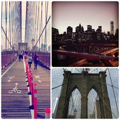Brooklyn Bridge Walk (passarela) http://desconexaony.com.br/principal/new-york-nas-alturas-vistas/