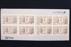 Timbres-poste, Bloc souvenir Anniversaire du Traité de coopération Franco Allemande - France/Allemagne