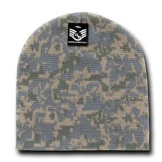 1d1599b76323b Rapid Dominance Military Camouflage Beanies Knit Watch Gi Jacquard Warm  Winter Caps Hats