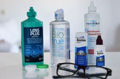 Kontaktlinsen vs. Brille