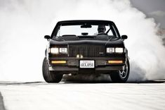 Classic Car Cultist: Buick Grand National GNX Photo 3