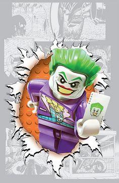<b>We may finally find out! Superman is under the influence of Joker, and nothing will stop him from finally killing Batman.</b> Oh, except maybe Batman& baller anti-Superman suit. That might do the trick. <i>Batman</i> hits shelves Lego Batman 3, Lego Marvel, Batman Robin, Batman Party, Batman Comics, Lego Batgirl, Batman Logo, Green Lantern Corps, Dc Universe