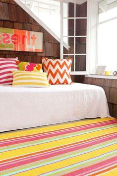 Polypropylene carpet, 50,23 euros, Dash & Albert.