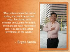 Bryan Artawijaya Susilo climbed the stairs of success rapidly one by one and achieved various feats at different life stages. Due to his hard-work and dedication, he became the Bryan Susilo the architect of his own life. Hard Work And Dedication, Work Hard, Safe Investments, Property Investor, Investing, Real Estate, Success, Running, Tube