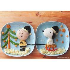 ".@Mijeong Lee | Snoopy : ""WHEEEEE !!! Jingle bells, jingle bells. Jingle all the way. Oh... | Webstagram"